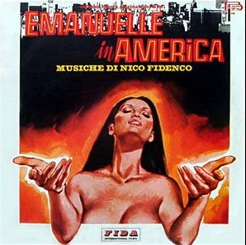 Emanuelle in America locandina sound
