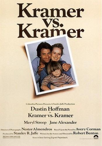 Kramer contro Kramer locandina 3