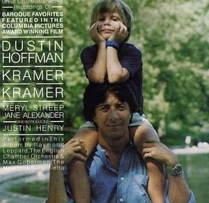 Kramer contro Kramer locandina sound