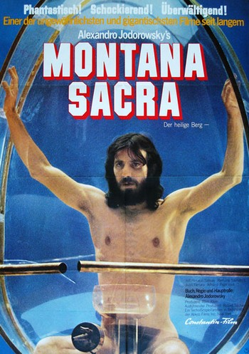 La montagna sacra locandina 4