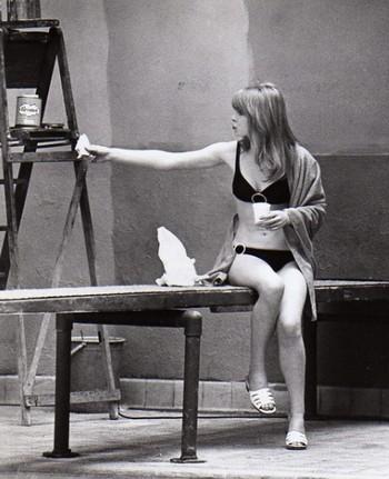 La ragazza del bagno pubblico Jane Asher