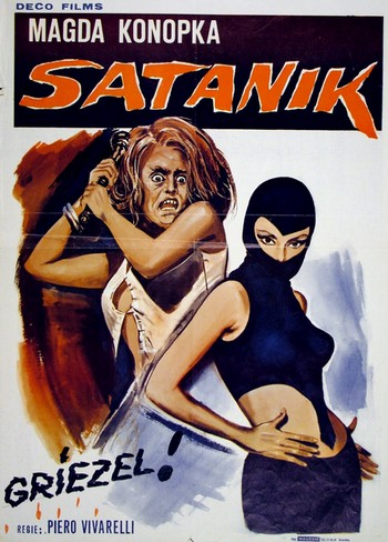 Satanik locandina 3