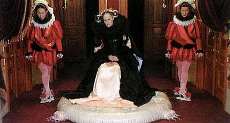 Ursula Andress-Cremaster 5