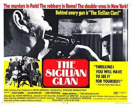 Il clan dei siciliani lobby card 1