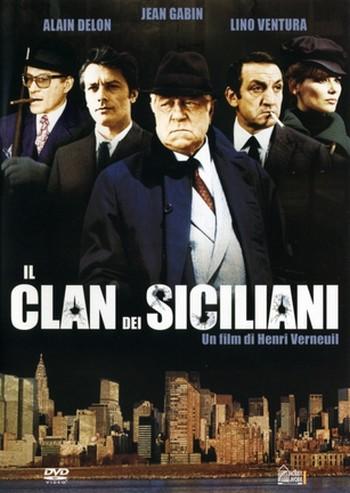 Il clan dei siciliani locandina 0