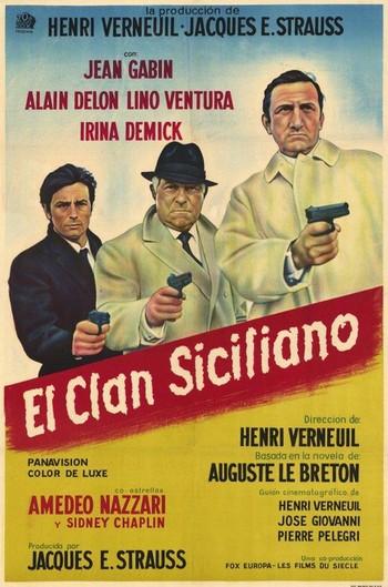 Il clan dei siciliani locandina 4