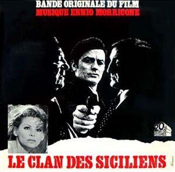 Il clan dei siciliani locandina 5