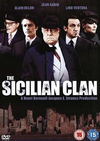 Il clan dei siciliani locandina 6
