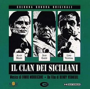Il clan dei siciliani locandina 8