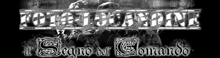 Il segno del comando banner foto locandine