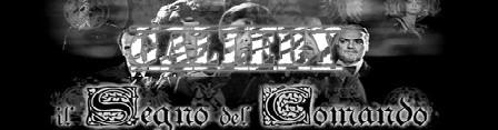 Il segno del comando banner gallery