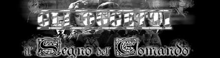 Il segno del comando banner gli oggetti