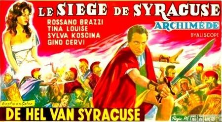 L'assedio di Siracusa lobby card