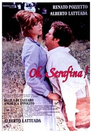 Oh Serafina locandina 1