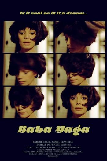 Baba yaga locandina 0