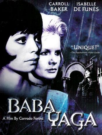 Baba yaga locandina 5