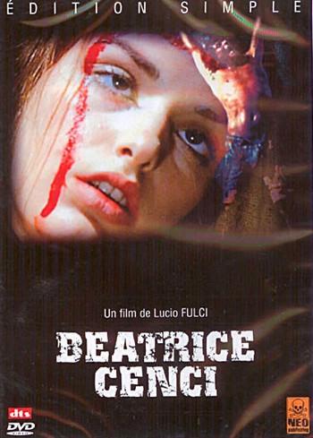 Beatrice Cenci locandina 4