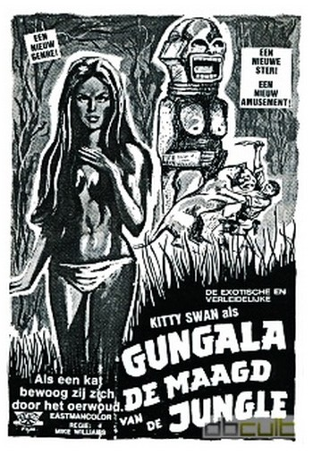 Gungala la vergine della giungla foto 2