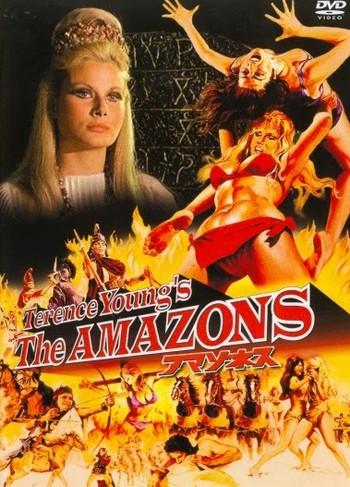 Le amazzoni locandina 2