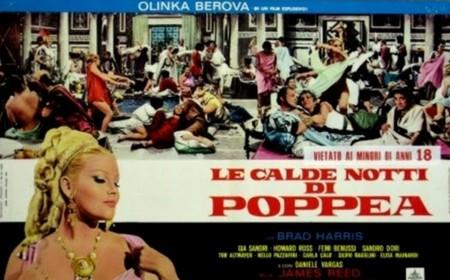 Le calde notti di Poppea lobby card 1