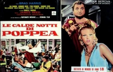Le calde notti di Poppea lobby card 2