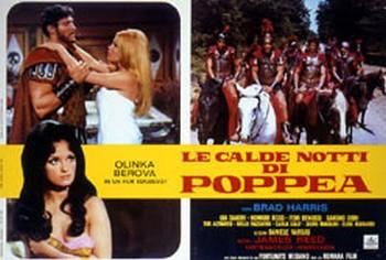 Le calde notti di Poppea lobby card 4