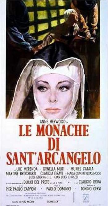 Le monache di Sant'Arcangelo locandina 1