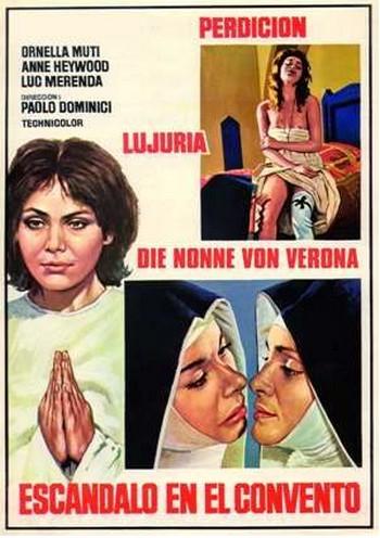 Le monache di Sant'Arcangelo locandina 2