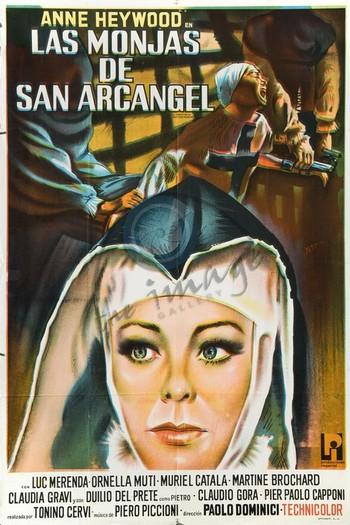 Le monache di Sant'Arcangelo locandina 3