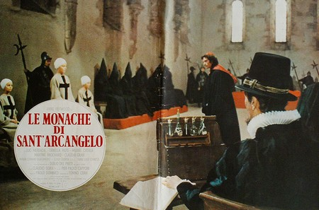 Le monache di Sant'Arcangelo locandina lob.card 1