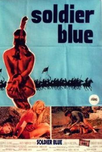 Soldato blu locandina 2