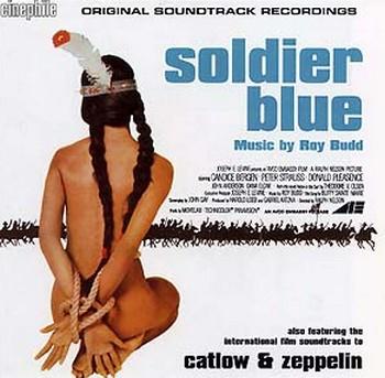Soldato blu locandina sound