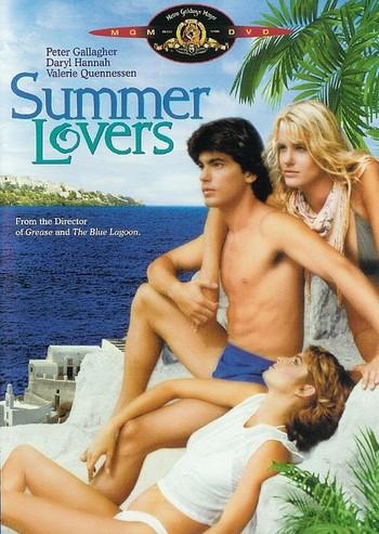 Summer lovers locandina 1