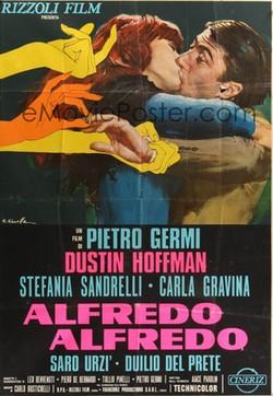 10 Alfredo Alfredo locandina