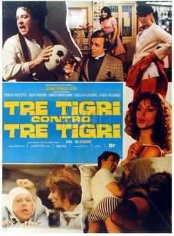 11 Tre tigri contro tre tigri locandina
