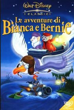 12 Le avventure di Bianca e Bernie locandina