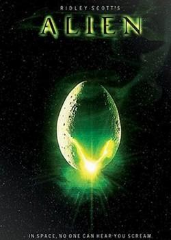 13 Alien locandina