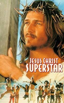 13 Jesus Christ Superstar locandina