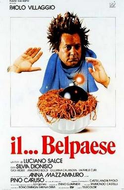 14 Il ...Belpaese locandina