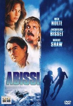 16 Abissi (The Deep) locandina