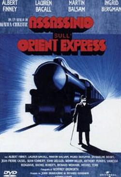 17 Assassinio sull'Orient Express locandina