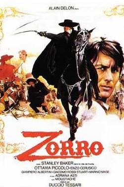 18 Zorro locandina