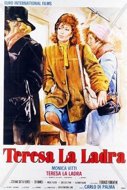 19 Teresa la ladra