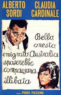 5 Bello onesto emigrato Australia sposerebbe compaesana illibata locandina