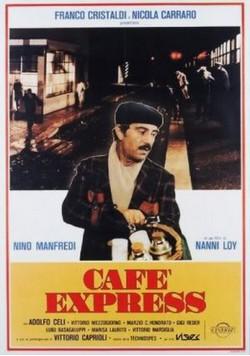 7 Café Express locandina