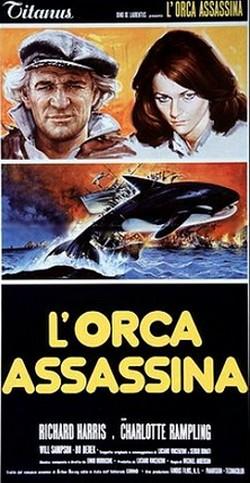 9 L'orca assassina locandina