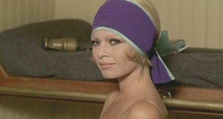 Brigitte Bardot La via del Rhum