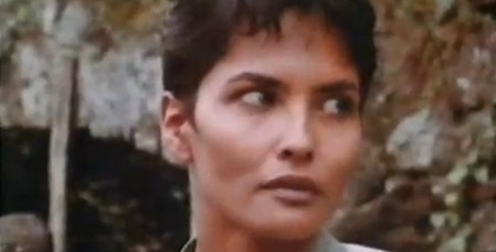 Laura Gemser-Interzone