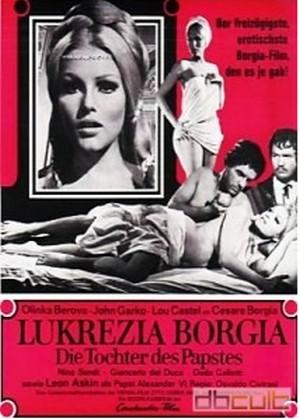 Lucrezia Borgia, l'amante del diavolo locandina