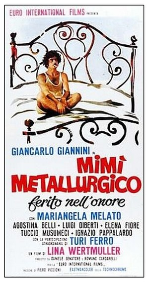 Mimi metallurgico locandina 4